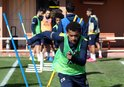 F.Bahçe Antalyaspor hazırlıklarına devam etti