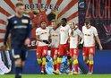 RB Leipzig hata yapmadı! Golü izleyin