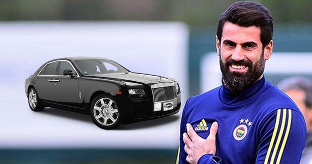 Картинки по запросу Volkan Demirel'in kendisine 6 milyon liralık yeni bir araba