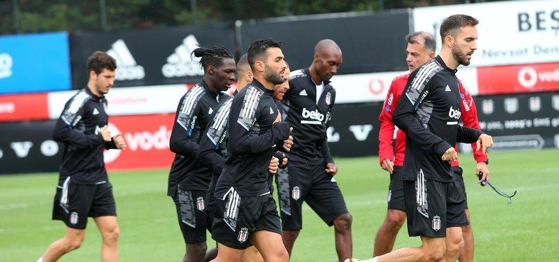 Beşiktaş Altay hazırlıklarına ara vermeden başladı
