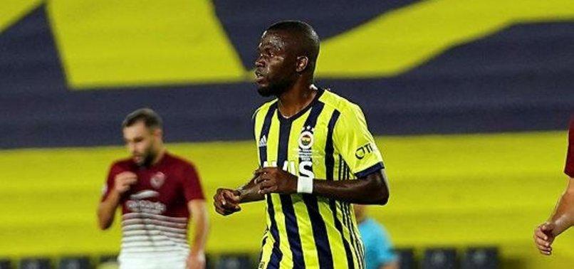 Fenerbahçe'de Enner Valencia ve Mauricio Lemos ilk kez 11'de sahaya çıktı
