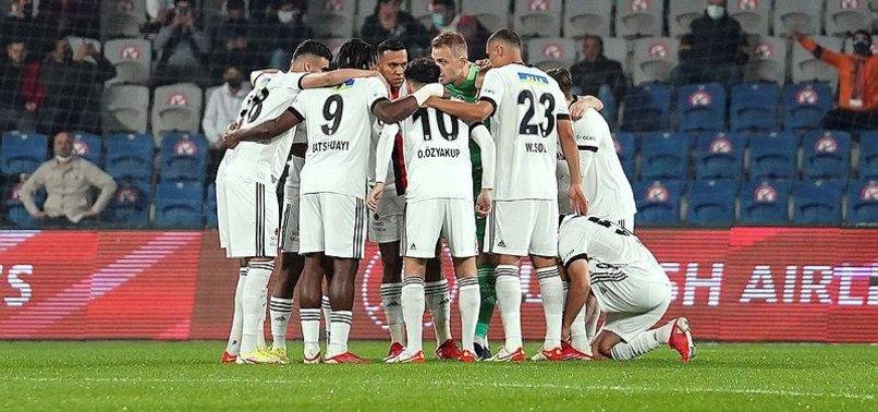 Başakşehir Beşiktaş maçında Sergen Yalçın'dan 4 değişiklik!
