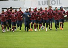 Trabzonsporda Fenerbahçe mesaisi başladı