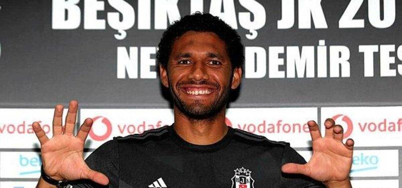 Elneny: Beşiktaş'ta iz bırakmak istiyorum