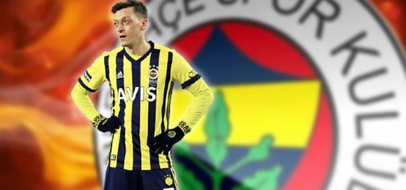 Fenerbahçe'de Mesut Özil'den kötü başlangıç! Kariyerinde...