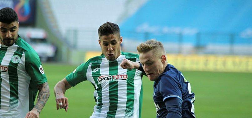 Konyaspor 2-1 Kasımpaşa MAÇ SONUCU - ÖZET