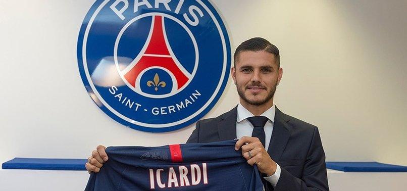 PSG, Icardi'yi kadrosuna kattı