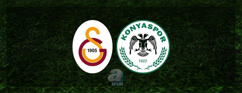 aSpor: Galatasaray - Konyaspor maçı ne zaman? Galatasaray maçı hangi kanalda? Saat kaçta? | Süper Lig