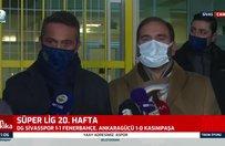 Sivasspor ve Fenerbahçe başkanlarından ortak açıklama