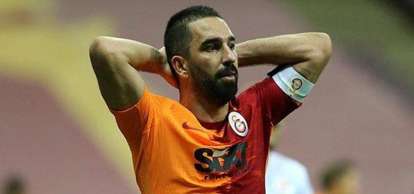 "Galatasaray'da Arda Turan'dan flaş sözler! ""Bana oynama fırsatı vermedi"