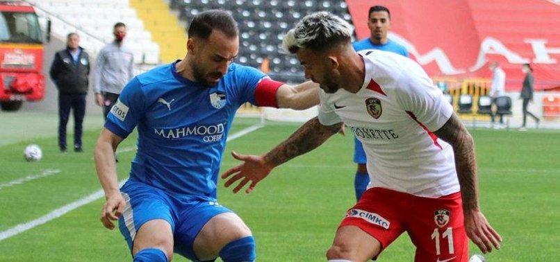 Gaziantep FK 2-3 BB Erzurumspor (MAÇ SONUCU-ÖZET)