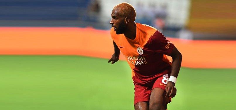Galatasaray'da Ryan Babel'den flaş istatistik! Oyuna girdiği maçlarda...