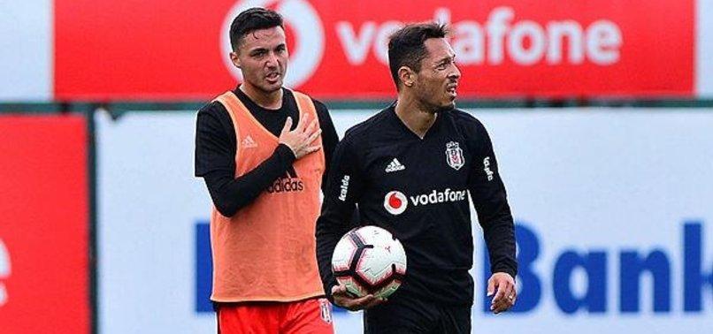 Beşiktaş'ta Adriano korkuttu