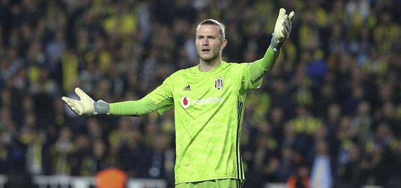 Beşiktaş taraftarından Karius'a flaş tepki