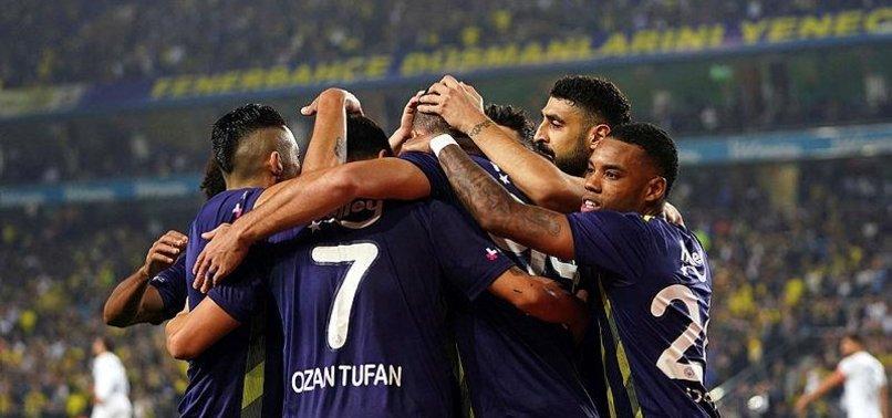 Fenerbahçe'de son vuruş dersi!
