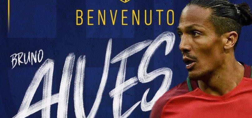 Parma, Bruno Alves'i açıkladı