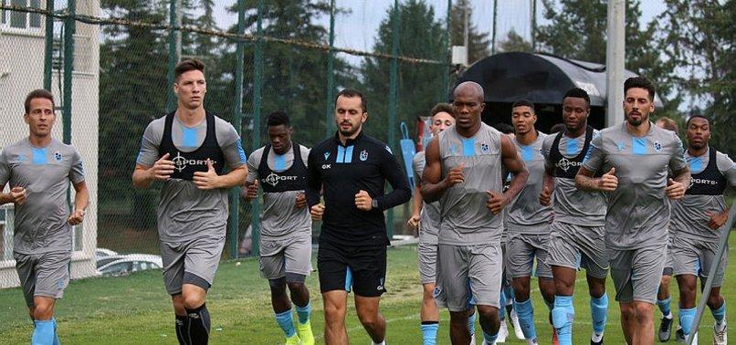 Trabzonspor'da Gençlerbirliği mesaisi