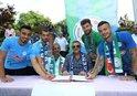 Rizespor'da 4 oyuncu imzayı attı