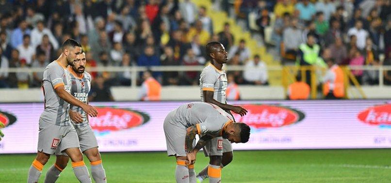 Galatasaray'da uzatmalar başa bela