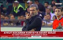 Aykut Kocaman Konyaya davet edildi