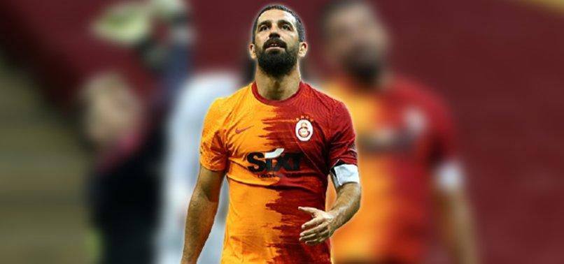 Galatasaray'dan Arda Turan itirafı! Yarım saatte oynadığı...