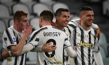 Juve 3 puanı 3 golle aldı!