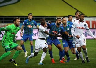 Çaykur Rizespor-Trabzonspor maçı için çarpıcı sözler! Kanatsız uçak gibiydi