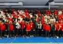 Türk tekvandocular 37 madalya ile tamamladı