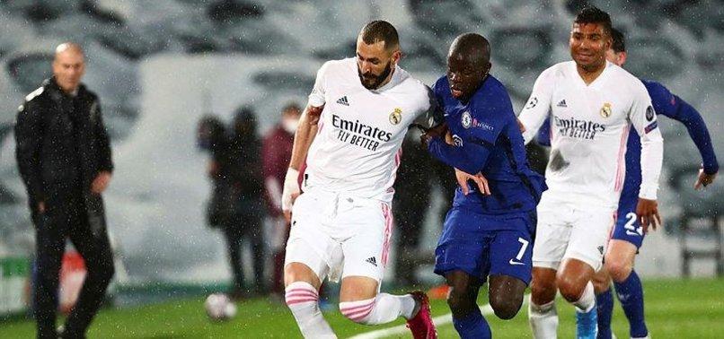 Şampiyonlar Ligi: Real Madrid 1-1 Chelsea (MAÇ SONUCU-ÖZET)