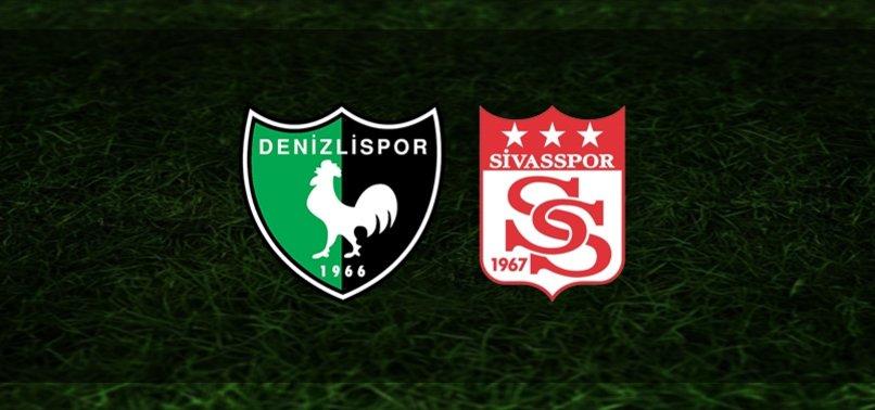 Denizlispor-Sivasspor   CANLI