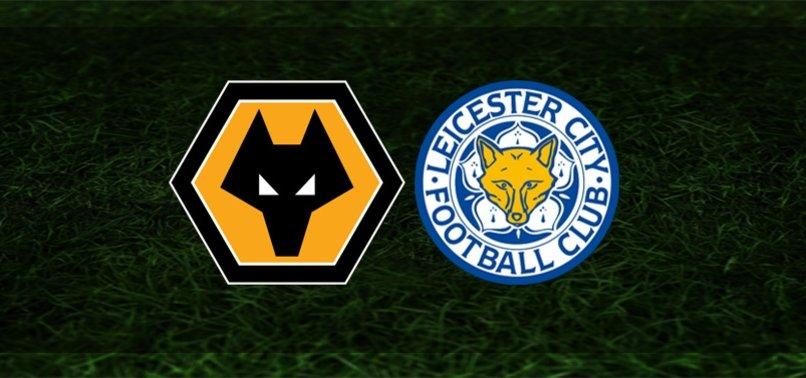 Wolverhampton - Leicester City maçına dair tüm bilgiler!