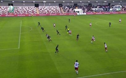 Altınordu 2-2 Denizlispor