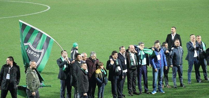 TFF 1.Lig ve 2.Lig'de günün özeti! (12.02.19)
