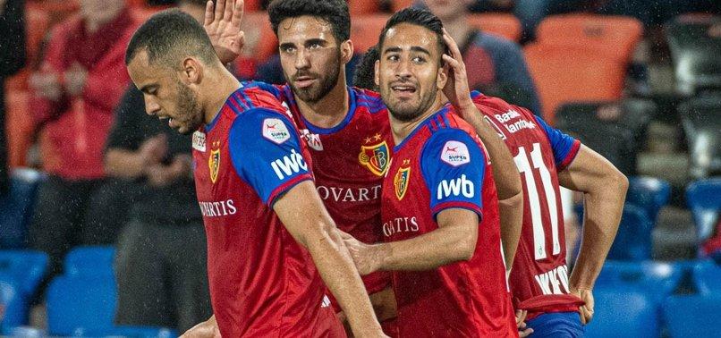 Basel'den 4 gollü galibiyet