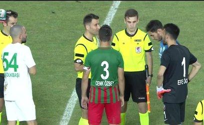 Karşıyaka 2-4 Muğlaspor | Penaltılar