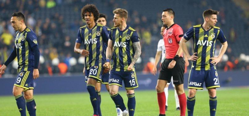 Fenerbahçe'de şutlar 'boşa' atılıyor