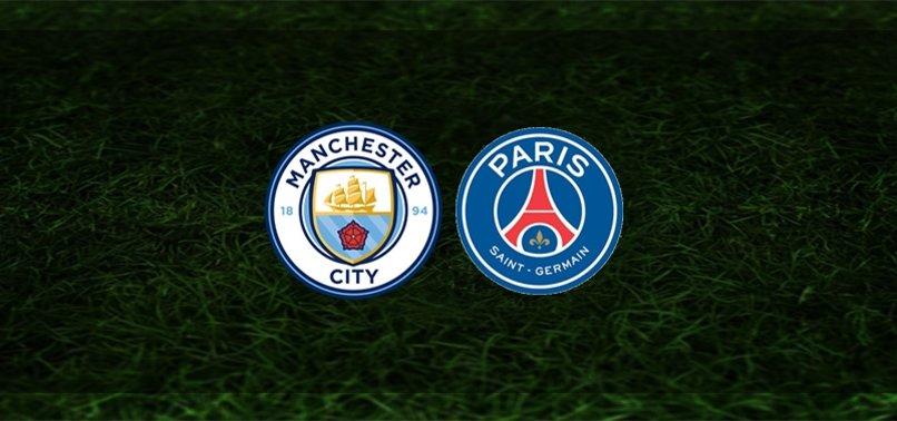 Manchester City - Paris Saint Germain (PSG) maçı ne zaman, saat kaçta ve hangi kanalda? | UEFA Şampiyonlar Ligi