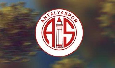 Antalyaspor'dan yeni açıklama! Testler pozitif çıkmıştı