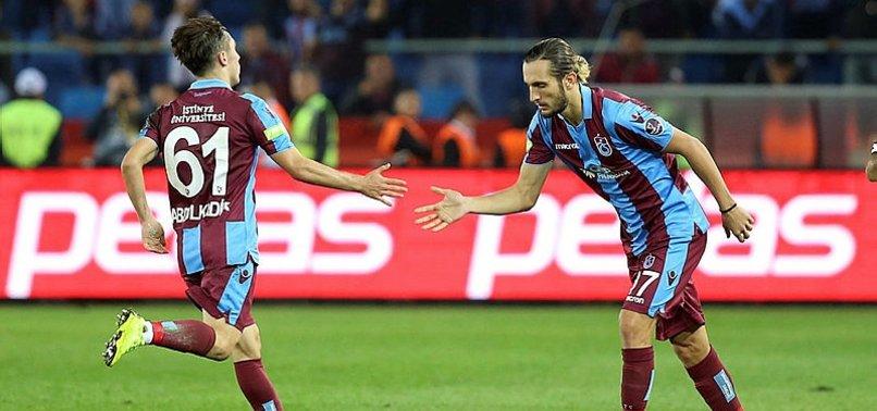 Trabzonspor'un en değerlileri Yusuf ve Abdülkadir