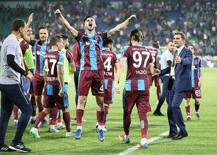 Avrupalı Fırtına! İşte Trabzonspor'un muhtemel rakipleri