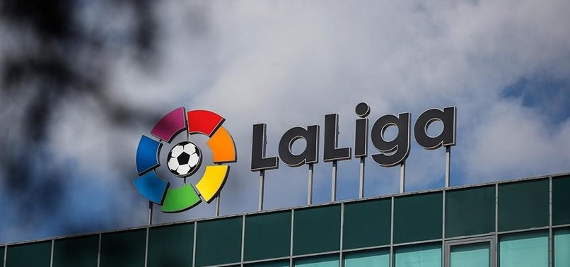 La Liga'da futbolculara Covid-19 testi başladı