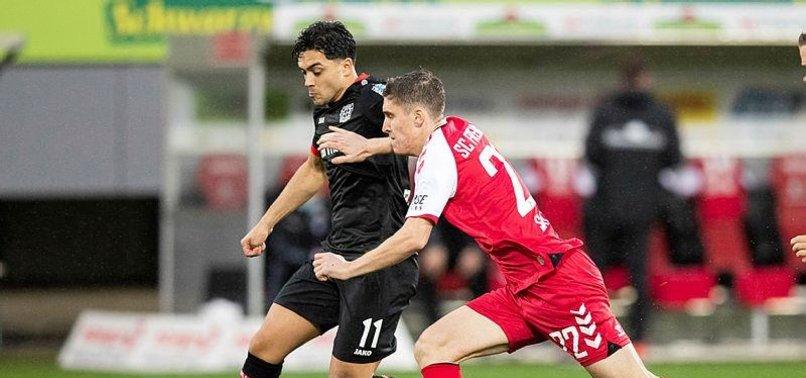 Bundesliga: Freiburg 2-4 Bayer Leverkusen | MAÇ SONUCU