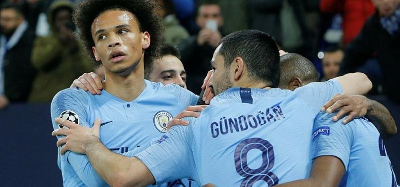 Manchester City, 90'da güldü