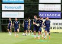 F.Bahçede Konyaspor maçı hazırlıkları