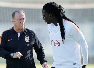 Galatasarayda Wilfried Bony sürprizi