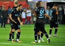 Trabzonspor 26 maç sonra ilk peşinde
