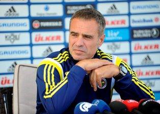 İşte Ersun Yanalın Fenerbahçe 11i