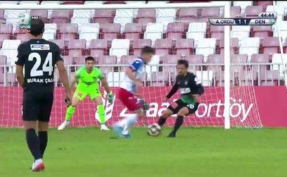 Altınordu 1-1 Denizlispor