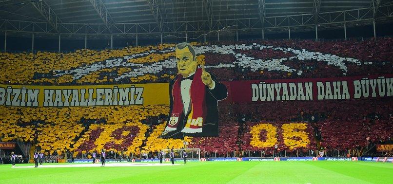 Galatasaray taraftarından Başakşehir maçına büyük şov hazırlığı
