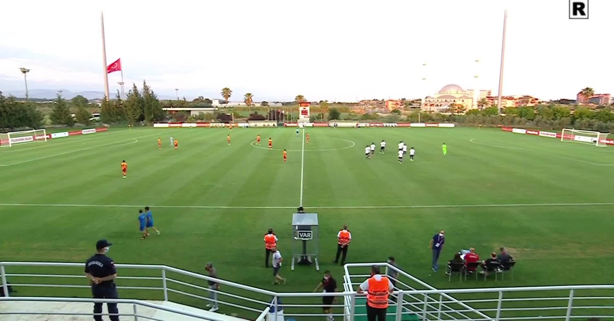 Galatasaray U19 1-0 Kasımpaşa U19   MAÇ ÖZETİ